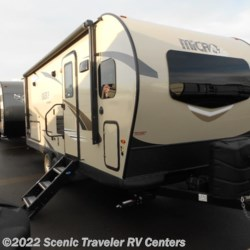 New 2019 Forest River Flagstaff Micro Lite 25FKS For Sale by Scenic Traveler RV Centers available in Slinger, Wisconsin