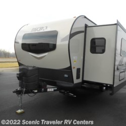 2019 Forest River Flagstaff Micro Lite 25FKS  - Travel Trailer New  in Slinger WI For Sale by Scenic Traveler RV Centers call 877-561-0793 today for more info.