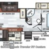 2019 Forest River Flagstaff Super Lite 27RKWS floorplan image