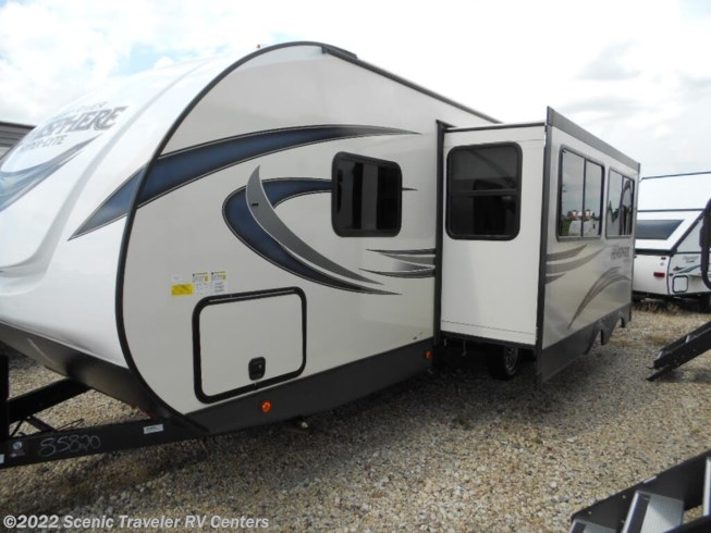 2020 Salem Hemisphere Lite 25RBHL by Forest River from Scenic Traveler RV Centers in Slinger, Wisconsin