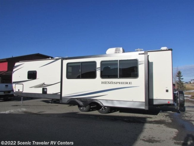 New 2020 Forest River Salem Hemisphere GLX 283RK available in Slinger, Wisconsin