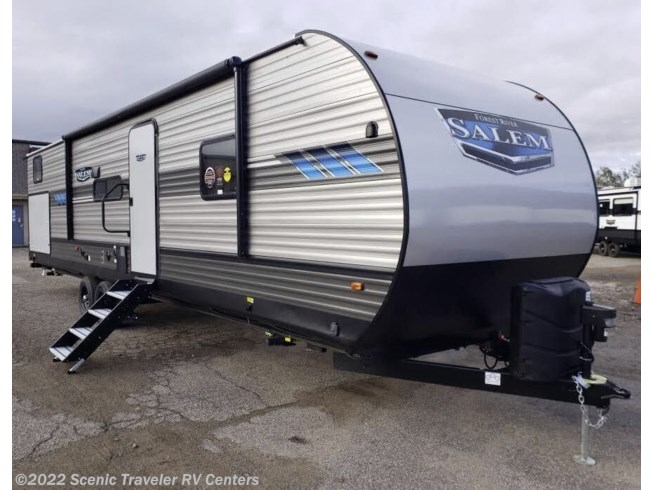 New 2020 Forest River Salem 33TS available in Baraboo, Wisconsin