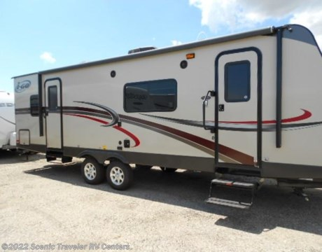 Nt1714 2013 Evergreen Rv I Go Lite 269fk For Sale In