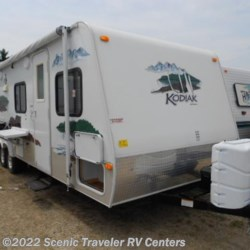Used 2008 Skamper by Thor Kodiak 27RBSL For Sale by Scenic Traveler RV Centers available in Slinger, Wisconsin