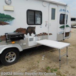 Scenic Traveler RV Centers 2008 Kodiak 27RBSL  Travel Trailer by Skamper by Thor | Slinger, Wisconsin