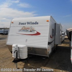 2008 Dutchmen Four Winds 25CGS  - Travel Trailer Used  in Slinger WI For Sale by Scenic Traveler RV Centers call 877-561-0793 today for more info.