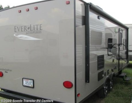 Dut1043 2012 Evergreen Rv Ever Lite 27 Rb For Sale In