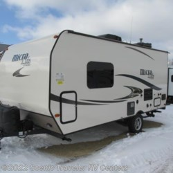 Scenic Traveler RV Centers 2015 Flagstaff Micro Lite 19RB  Travel Trailer by Forest River | Slinger, Wisconsin