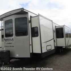 2016 Forest River Salem Villa Estate 404 FB  - Destination Trailer New  in Baraboo WI For Sale by Scenic Traveler RV Centers call 877-744-6305 today for more info.