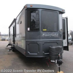 New 2016 Heartland RV Fairfield FF 401 FK For Sale by Scenic Traveler RV Centers available in Baraboo, Wisconsin