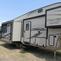 2017 Forest River Flagstaff 8528 IKWS  - Fifth Wheel New  in Baraboo WI For Sale by Scenic Traveler RV Centers call 877-898-7236 today for more info.