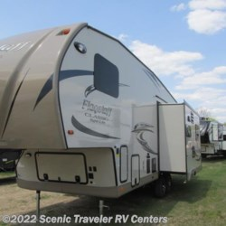 Scenic Traveler RV Centers 2017 Flagstaff 8528 IKWS  Fifth Wheel by Forest River | Baraboo, Wisconsin
