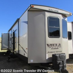 New 2017 Forest River Salem Villa Estate 404X4 For Sale by Scenic Traveler RV Centers available in Baraboo, Wisconsin