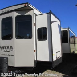 2017 Forest River Salem Villa Estate 404X4  - Destination Trailer New  in Baraboo WI For Sale by Scenic Traveler RV Centers call 877-898-7236 today for more info.
