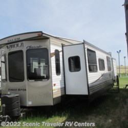 2018 Forest River Salem Villa 39FDEN CLASSIC  - Destination Trailer New  in Baraboo WI For Sale by Scenic Traveler RV Centers call 877-744-6305 today for more info.