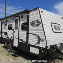 New 2018 Coachmen Viking 17FQS For Sale by Scenic Traveler RV Centers available in Baraboo, Wisconsin