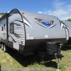 New 2017 Forest River Salem Cruise Lite 232RBXL For Sale by Scenic Traveler RV Centers available in Baraboo, Wisconsin