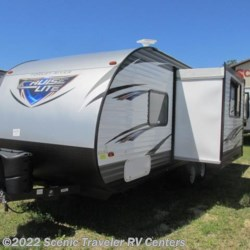 2017 Forest River Salem Cruise Lite 232RBXL  - Travel Trailer New  in Baraboo WI For Sale by Scenic Traveler RV Centers call 877-744-6305 today for more info.