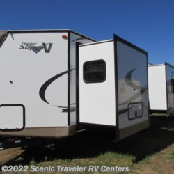 2018 Forest River Flagstaff V-Lite 28VFB  - Travel Trailer New  in Baraboo WI For Sale by Scenic Traveler RV Centers call 877-744-6305 today for more info.