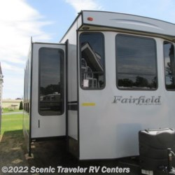 New 2017 Heartland RV Fairfield FF 340 FL For Sale by Scenic Traveler RV Centers available in Baraboo, Wisconsin