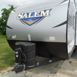 2018 Forest River Salem 27DBK  - Travel Trailer New  in Baraboo WI For Sale by Scenic Traveler RV Centers call 877-898-7236 today for more info.