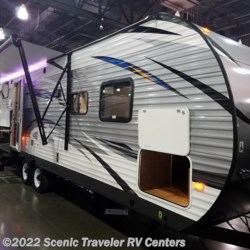 New 2018 Forest River Salem 27DBK For Sale by Scenic Traveler RV Centers available in Baraboo, Wisconsin