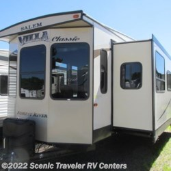 2017 Forest River Salem Villa 39FDEN CLASSIC  - Destination Trailer New  in Baraboo WI For Sale by Scenic Traveler RV Centers call 877-744-6305 today for more info.