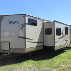2017 Forest River Flagstaff V-Lite 30WTBSK  - Travel Trailer New  in Baraboo WI For Sale by Scenic Traveler RV Centers call 877-898-7236 today for more info.