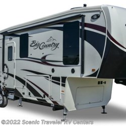 Stock Image for 2018 Heartland RV Big Country BC 3965DSS (options and colors may vary)