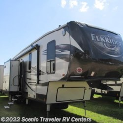 New 2018 Heartland RV ElkRidge 38RSRT For Sale by Scenic Traveler RV Centers available in Baraboo, Wisconsin