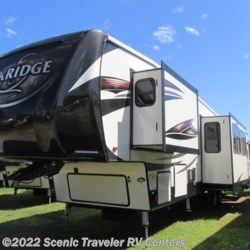 2018 Heartland RV ElkRidge 38RSRT  - Fifth Wheel New  in Baraboo WI For Sale by Scenic Traveler RV Centers call 877-898-7236 today for more info.
