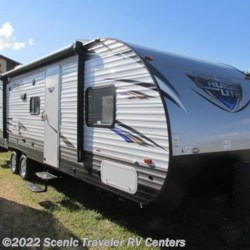 New 2018 Forest River Salem Cruise Lite T263BHXL For Sale by Scenic Traveler RV Centers available in Baraboo, Wisconsin