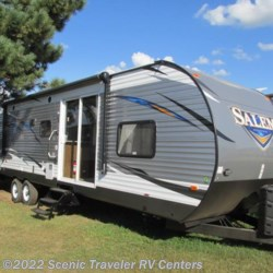 New 2018 Forest River Salem T36BHBS For Sale by Scenic Traveler RV Centers available in Baraboo, Wisconsin