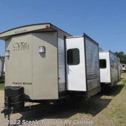 2018 Forest River Salem Villa 426-2B  - Destination Trailer New  in Baraboo WI For Sale by Scenic Traveler RV Centers call 877-898-7236 today for more info.