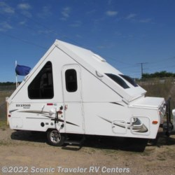 Used 2014 Forest River Rockwood Hard Side A122S For Sale by Scenic Traveler RV Centers available in Slinger, Wisconsin