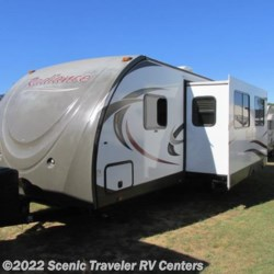2015 Cruiser RV Radiance R-28BHSS  - Travel Trailer Used  in Baraboo WI For Sale by Scenic Traveler RV Centers call 877-744-6305 today for more info.