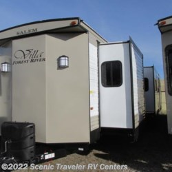 2018 Forest River Salem Villa 426- 2BLTD  - Destination Trailer New  in Baraboo WI For Sale by Scenic Traveler RV Centers call 877-898-7236 today for more info.