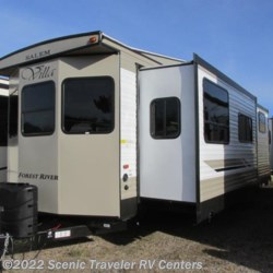 2018 Forest River Salem Villa Estate 395 FKLTD  - Destination Trailer New  in Baraboo WI For Sale by Scenic Traveler RV Centers call 877-744-6305 today for more info.