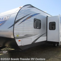 2018 Forest River Salem 30KQBSS  - Travel Trailer New  in Baraboo WI For Sale by Scenic Traveler RV Centers call 877-744-6305 today for more info.