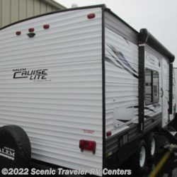 2019 Forest River Salem Cruise Lite 171RBXL  - Travel Trailer New  in Baraboo WI For Sale by Scenic Traveler RV Centers call 877-744-6305 today for more info.