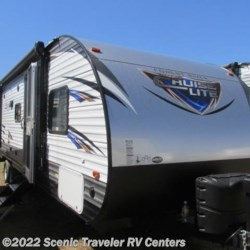 New 2019 Forest River Salem Cruise Lite T263BHXL For Sale by Scenic Traveler RV Centers available in Baraboo, Wisconsin