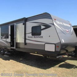 New 2019 Heartland  Trail Runner TR 27 RKS For Sale by Scenic Traveler RV Centers available in Baraboo, Wisconsin