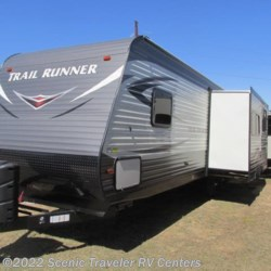 2019 Heartland  Trail Runner TR 27 RKS  - Travel Trailer New  in Baraboo WI For Sale by Scenic Traveler RV Centers call 877-744-6305 today for more info.