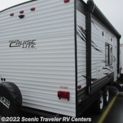 Scenic Traveler RV Centers 2019 Salem Cruise Lite 201BHXL  Travel Trailer by Forest River | Baraboo, Wisconsin
