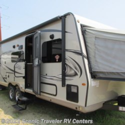 New 2019 Forest River Flagstaff Shamrock 233S For Sale by Scenic Traveler RV Centers available in Baraboo, Wisconsin