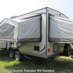 Scenic Traveler RV Centers 2019 Flagstaff Shamrock 233S  Expandable Trailer by Forest River | Baraboo, Wisconsin