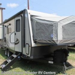 New 2019 Forest River Flagstaff Shamrock 24WS For Sale by Scenic Traveler RV Centers available in Baraboo, Wisconsin