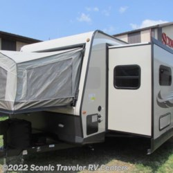2019 Forest River Flagstaff Shamrock 24WS  - Expandable Trailer New  in Baraboo WI For Sale by Scenic Traveler RV Centers call 877-744-6305 today for more info.