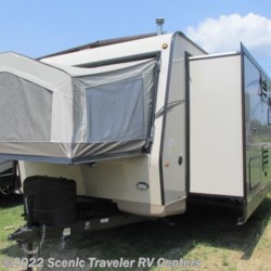 2018 Forest River Flagstaff Shamrock 23FL  - Expandable Trailer New  in Baraboo WI For Sale by Scenic Traveler RV Centers call 877-744-6305 today for more info.