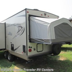 Scenic Traveler RV Centers 2018 Flagstaff Shamrock 23FL  Expandable Trailer by Forest River | Baraboo, Wisconsin